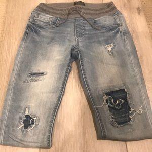 Vanilla Star Girls Jeans Size 10